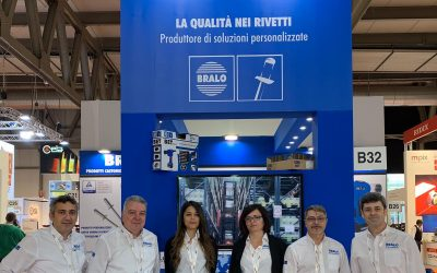 BRALO INCREASES THE PRESENCE IN INTERNATIONAL FAIRS IN 2019