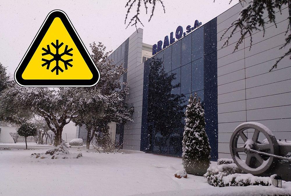 Comunicado oficial: Continuidad frente al temporal de nieve